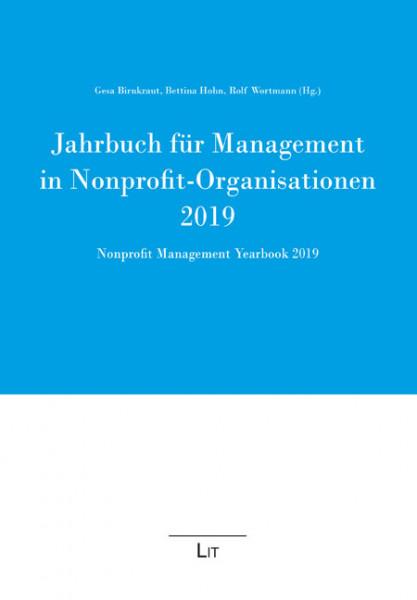 Jahrbuch für Management in Nonprofit-Organisationen 2019
