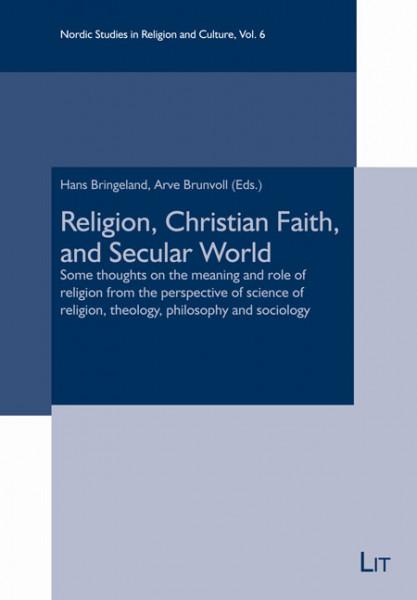 Religion, Christian Faith, and Secular World