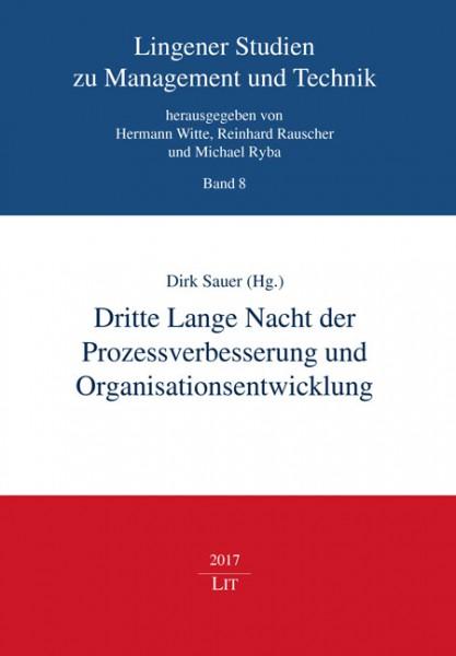 Dritte Lange Nacht der Prozessverbesserung und Organisationsentwicklung