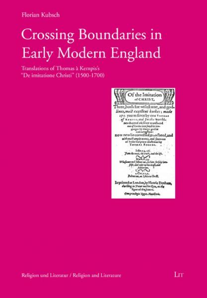 Crossing Boundaries in Early Modern England