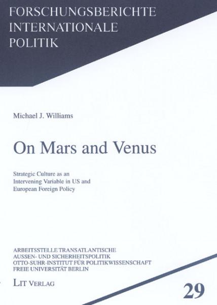 On Mars and Venus