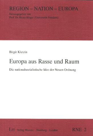 Europa aus Rasse und Raum