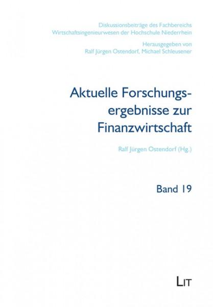 Aktuelle Forschungsergebnisse zur Finanzwirtschaft