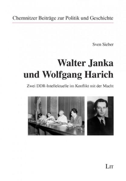 Walter Janka und Wolfgang Harich
