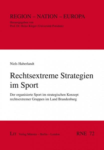 Rechtsextreme Strategien im Sport