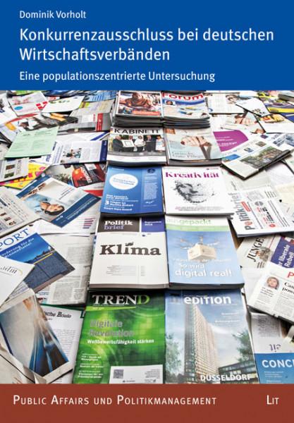 Konkurrenzausschluss bei deutschen Wirtschaftsverbänden