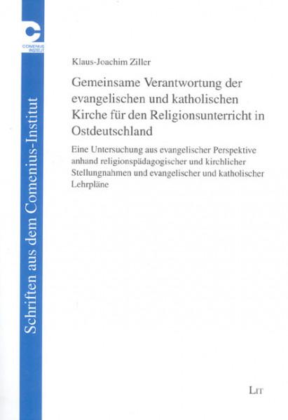 Gemeinsame Verantwortung der evangelischen und katholischen Kirche für den Religionsunterricht in Ostdeutschland