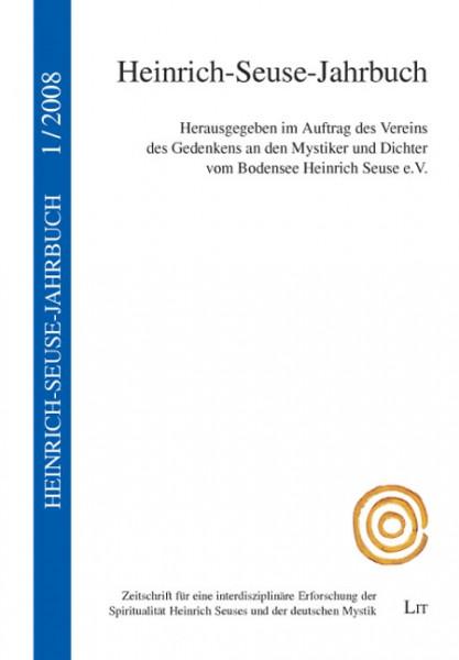 Heinrich-Seuse-Jahrbuch 1/2008