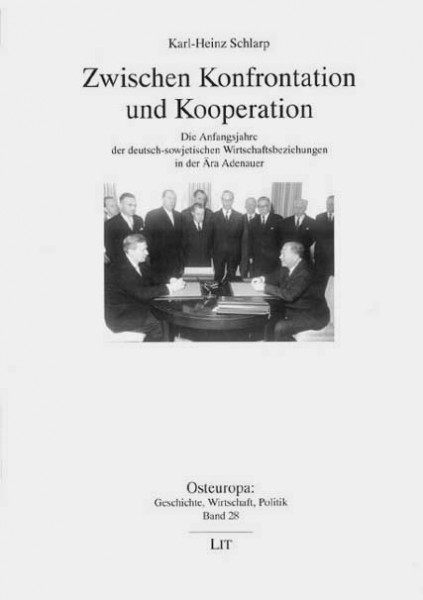 Zwischen Konfrontation und Kooperation