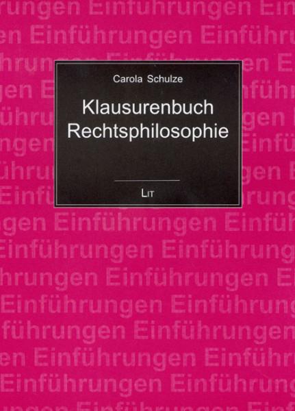 Klausurenbuch Rechtsphilosophie