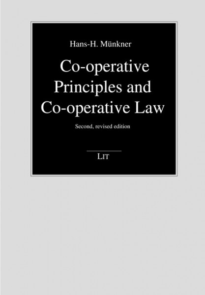 Co-operative Principles and Co-operative Law
