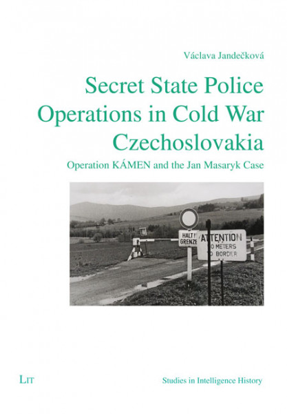 Secret State Police Operations in Cold War Czechoslovakia