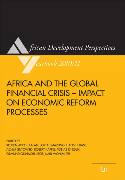 Africa and the Global Financial Crisis - Impact on Economic Reform Processes