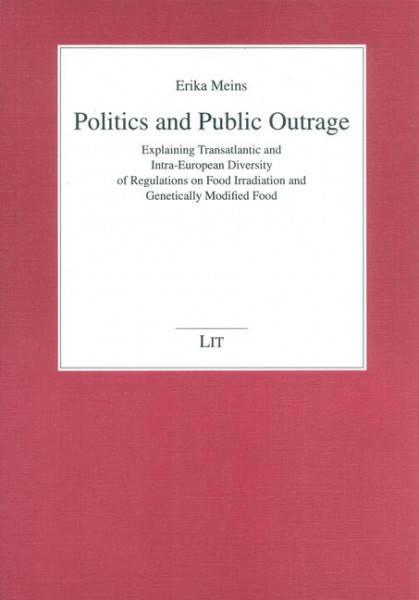 Politics and Public Outrage