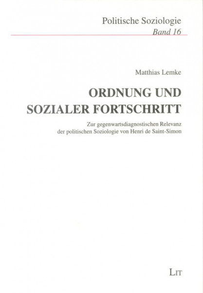 Ordnung und sozialer Fortschritt