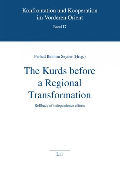 The Kurds before a Regional Transformation