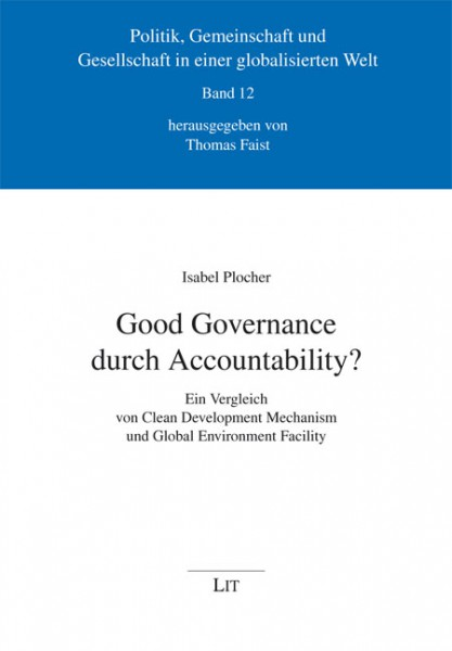 Good Governance durch Accountability?