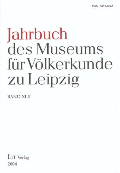 Jahrbuch des Museums für Völkerkunde zu Leipzig