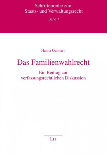 Das Familienwahlrecht