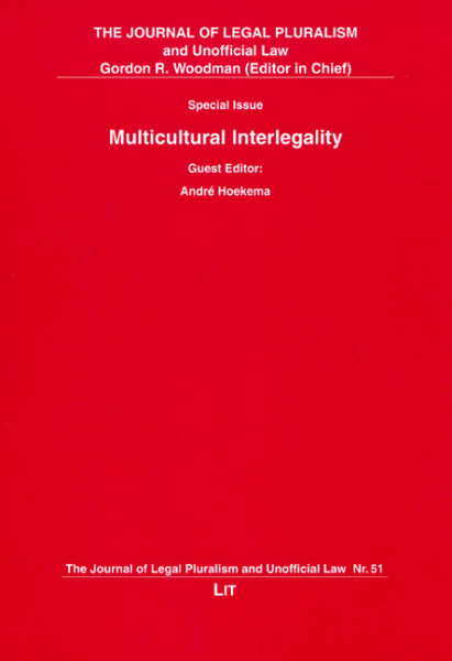 Multicultural Interlegality