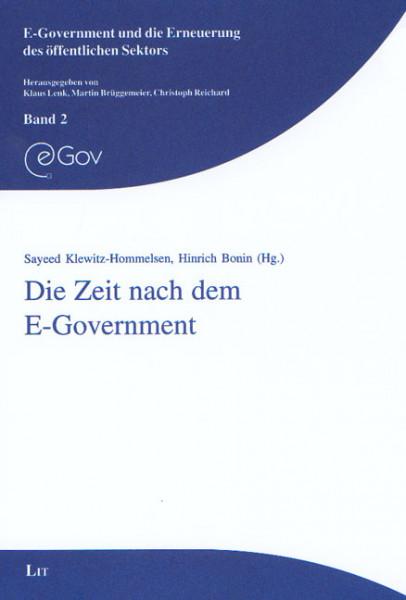 Die Zeit nach dem E-Government
