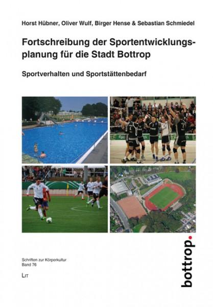 Fortschreibung der Sportentwicklungsplanung für die Stadt Bottrop