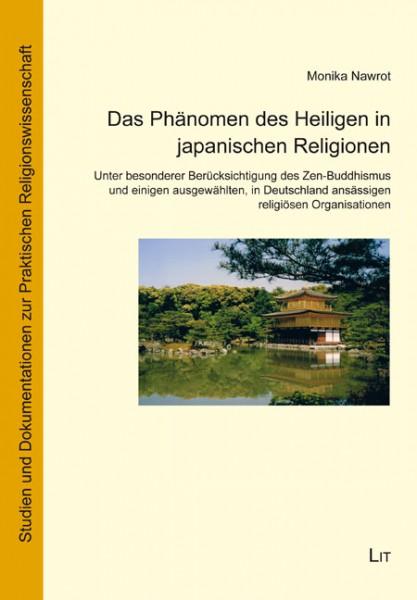Das Phänomen des Heiligen in japanischen Religionen