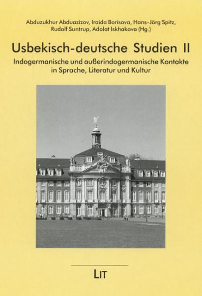 Usbekisch-deutsche Studien II