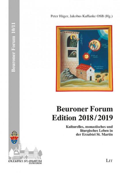Beuroner Forum Edition 2018/2019
