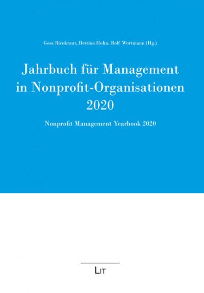 Jahrbuch für Management in Nonprofit-Organisationen 2020