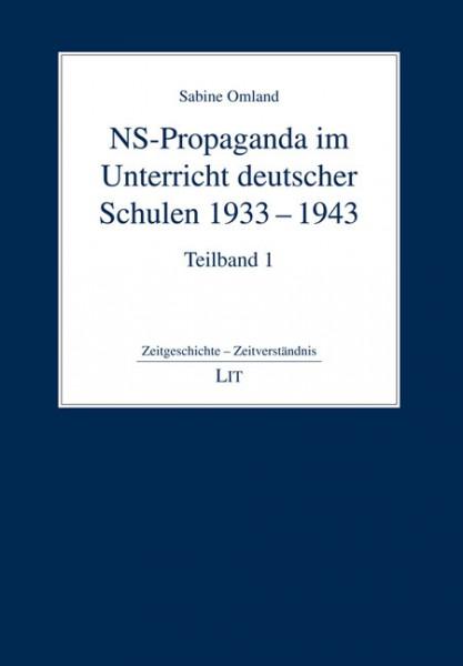 NS-Propaganda im Unterricht deutscher Schulen 1933-1943