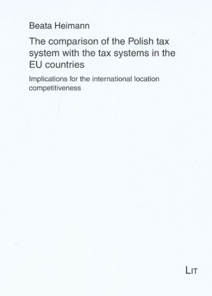 The comparison of the Polish tax system with the tax systems in the EU countries