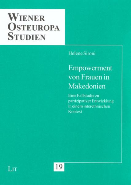 Empowerment von Frauen in Makedonien