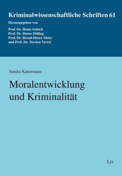 Moralentwicklung und Kriminalität