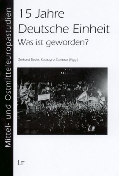 15 Jahre Deutsche Einheit