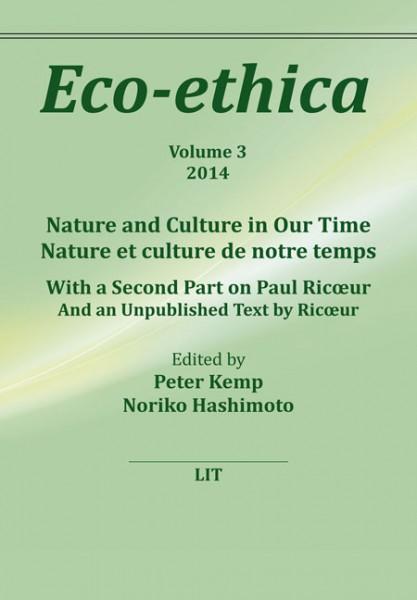 Nature and Culture in Our Time. Nature et culture de notre temps