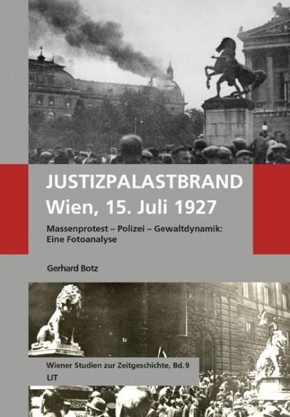 Justizpalastbrand Wien, 15. Juli 1927