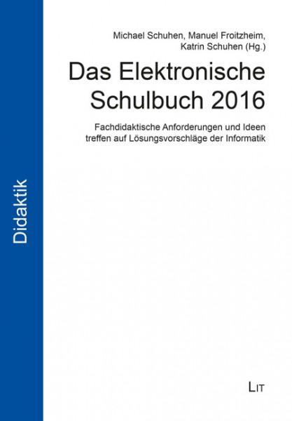Das Elektronische Schulbuch 2016