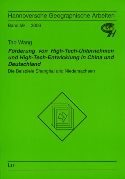 Förderung von High-Tech-Unternehmen und High-Tech-Entwicklung in China und Deutschland