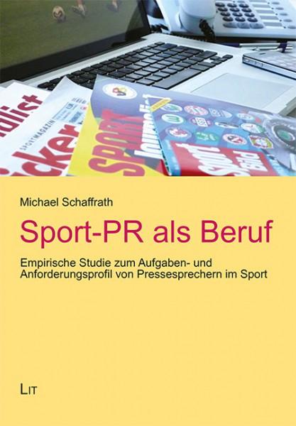 Sport-PR als Beruf