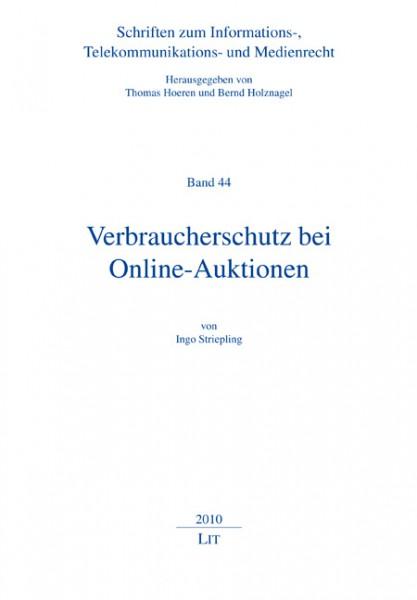 Verbraucherschutz bei Online-Auktionen