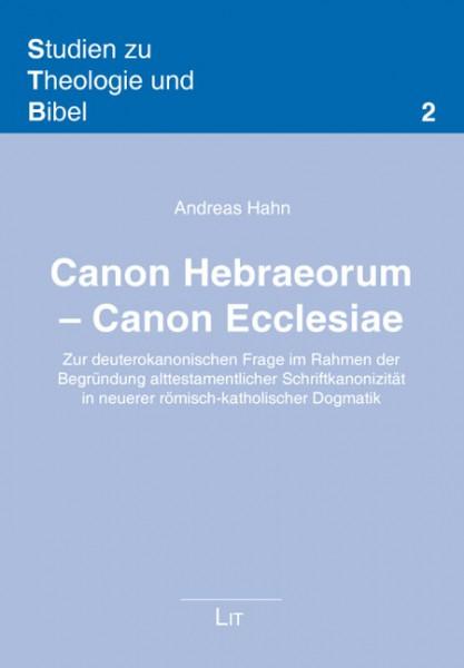 Canon Hebraeorum - Canon Ecclesiae