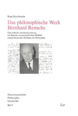 Das philosophische Werk Bernhard Renschs