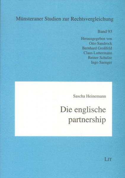 Die englische partnership