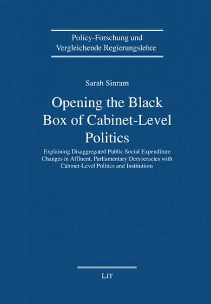 Opening the Black Box of Cabinet-Level Politics