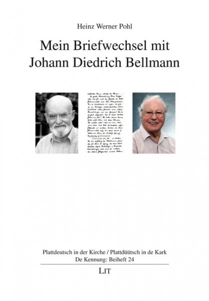 Mein Briefwechsel mit Johann Diedrich Bellmann