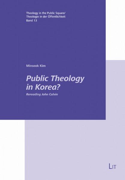 Public Theology in Korea?