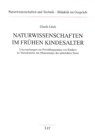 Naturwissenschaften im frühen Kindesalter