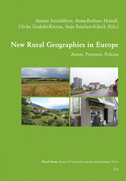 New Rural Geographies in Europe