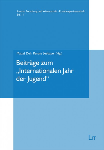 """Beiträge zum """"Internationalen Jahr der Jugend"""""""